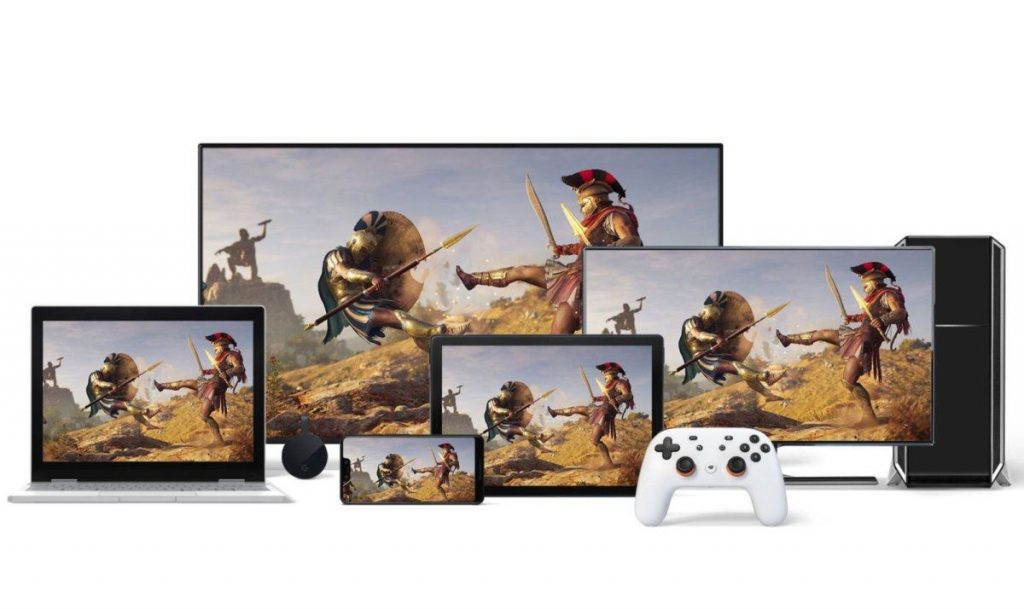 خدمة جوجل ستاديا Stadia ... دليلك لمعرفة مستقبل ممارسة ألعاب الفيديو
