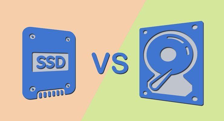 الفرق بين HDD وبين SSD ... الاختلافات بين أنواع الهاردات وأيهما أنسب لاحتياجك واستخدامك
