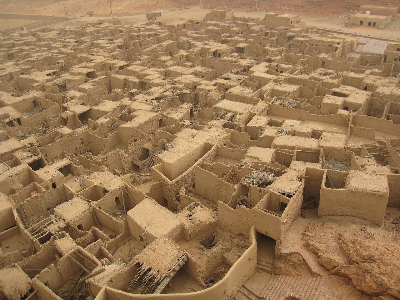 مدينة العلا القديمة