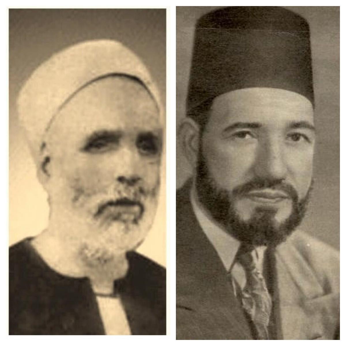 حسن البنا - يوسف الدجوي
