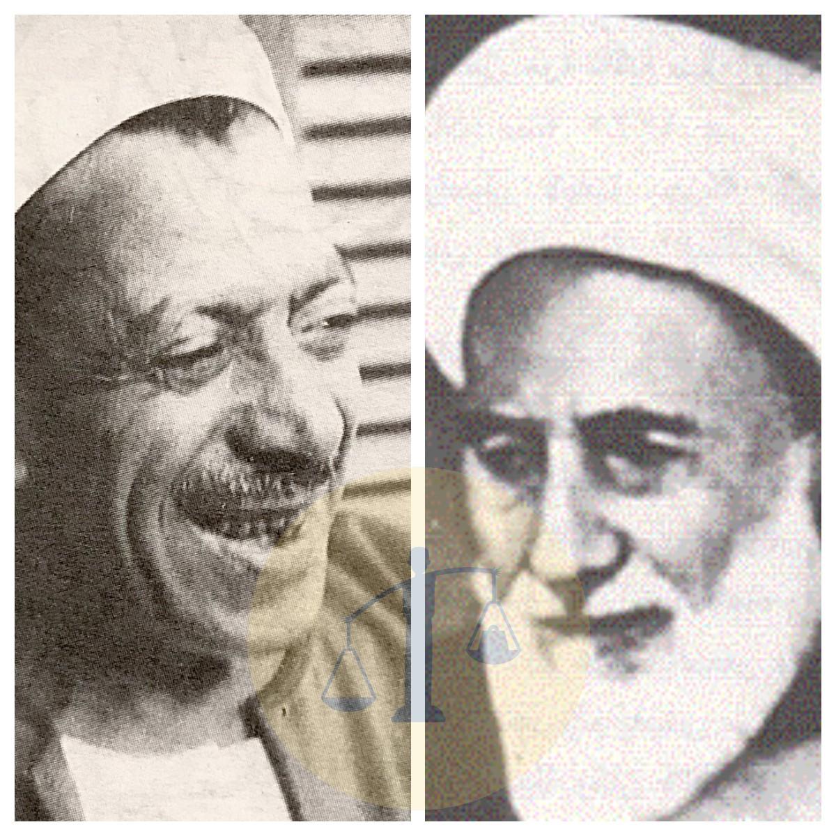 الشيخ سليم البشري - الشيخ عبدالعزيز البشري