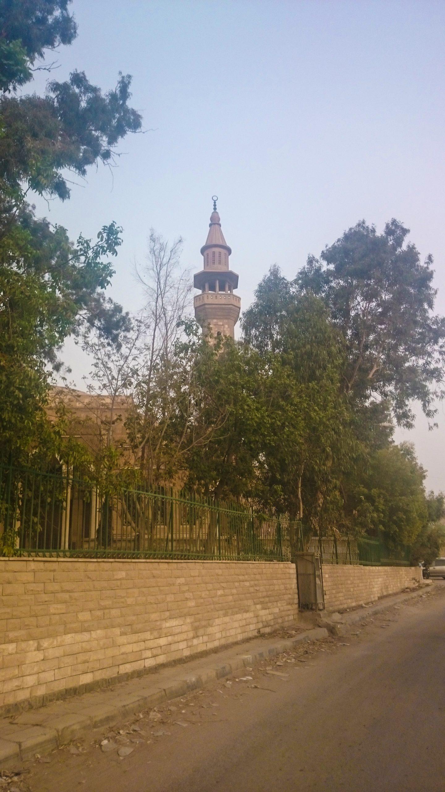 مسجد بن عطاء الله
