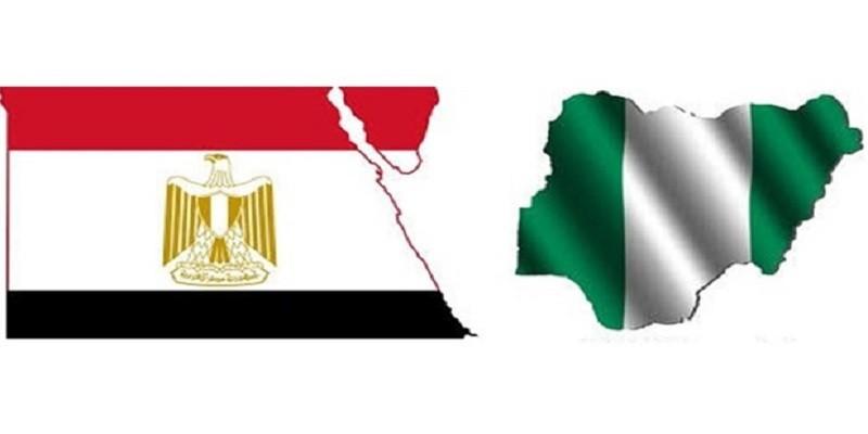 مصر ونيجيريا