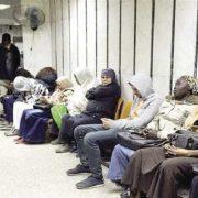 اللاجئين في مصر