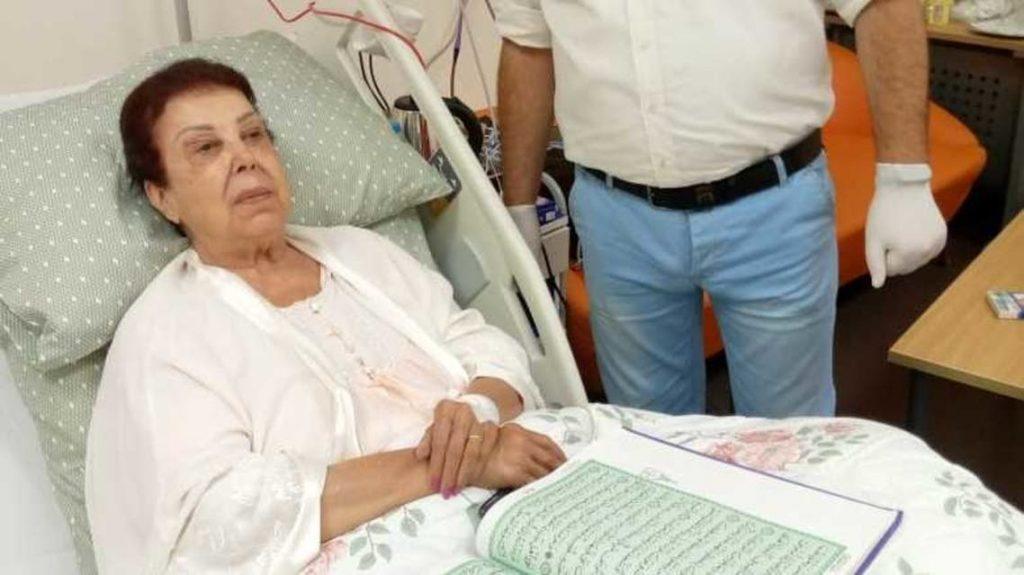 رجاء الجداوي أول الممثلين الراحلين إثر كورونا