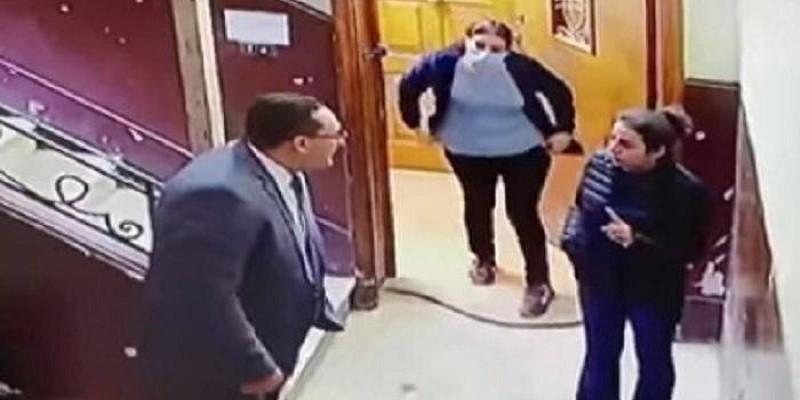 فيديو متحرش المعادي