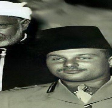 الشيخ المراغي والملك فاروق