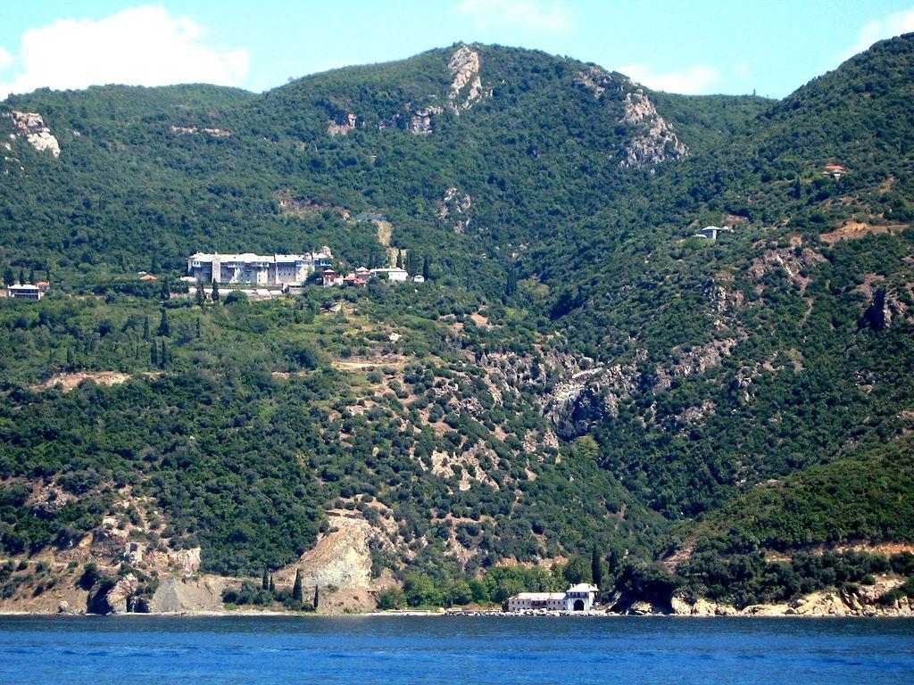 دير جبل أثوس