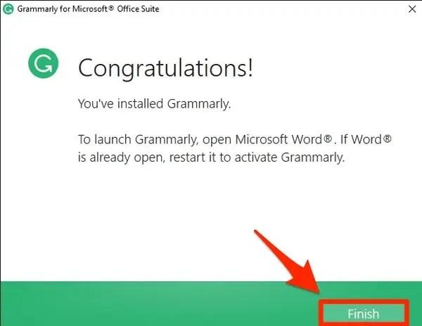 لمزيد من الدقة وقليل من الأخطاء اللغوية الإنجليزية ... كيفية استخدام Grammarly مع Word
