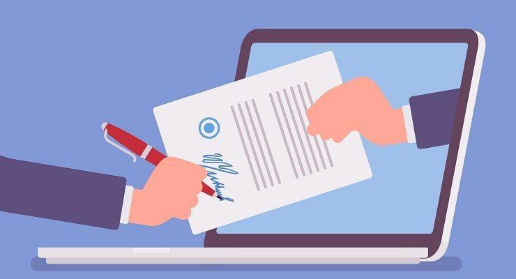كيفية توقيع المستندات الهامة رقميًا من خلال موقع DocuSign