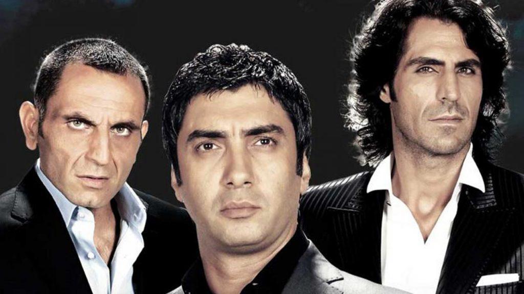 أبطال وادي الذئاب - عبدالحي - مراد علمدار - عبدالحي