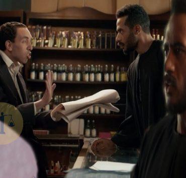 إسماعيل ياسين في مسلسل موسى