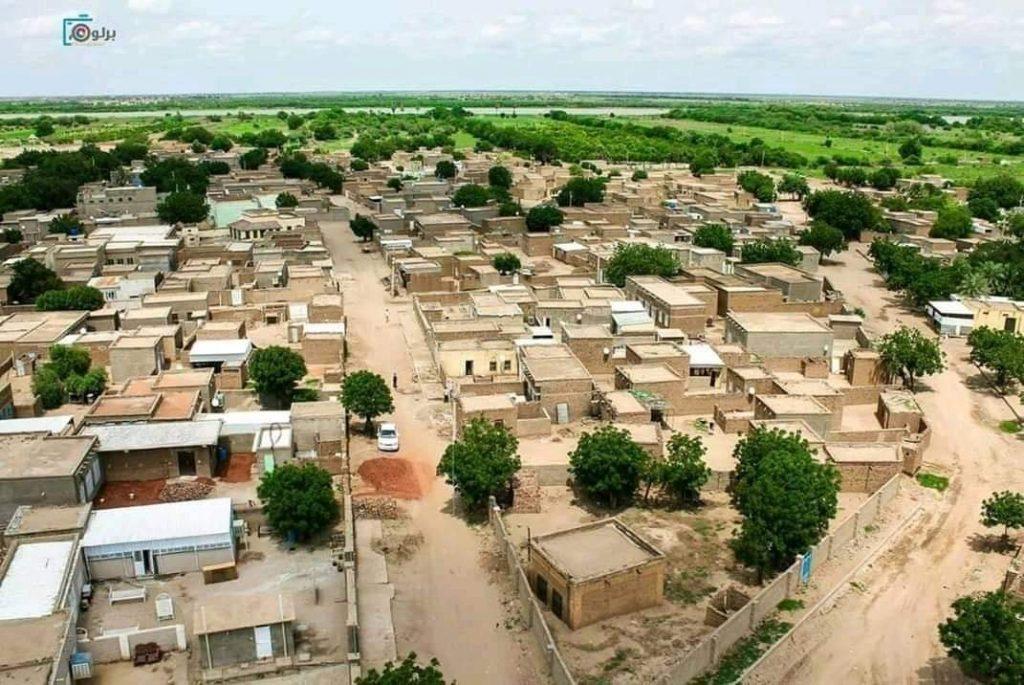 مدينة أربجي السودانية