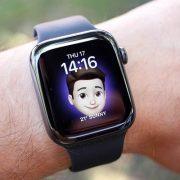 تغيير وجوه Apple Watch