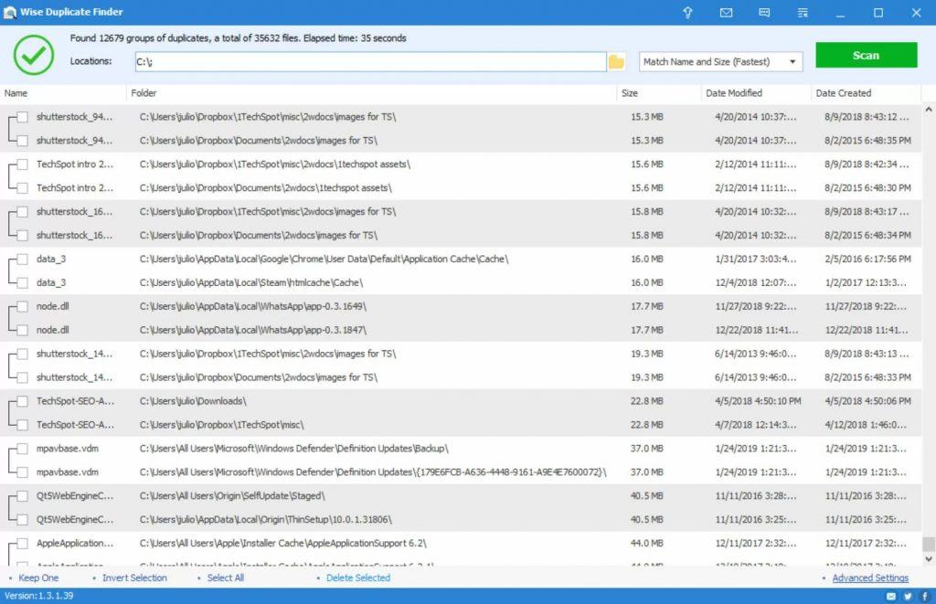 الدليل الكامل لأدوات وتطبيقات حذف الملفات المكررة في ويندوز 10
