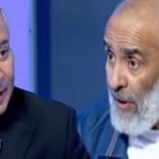 أشرف السعد مع أحمد موسى