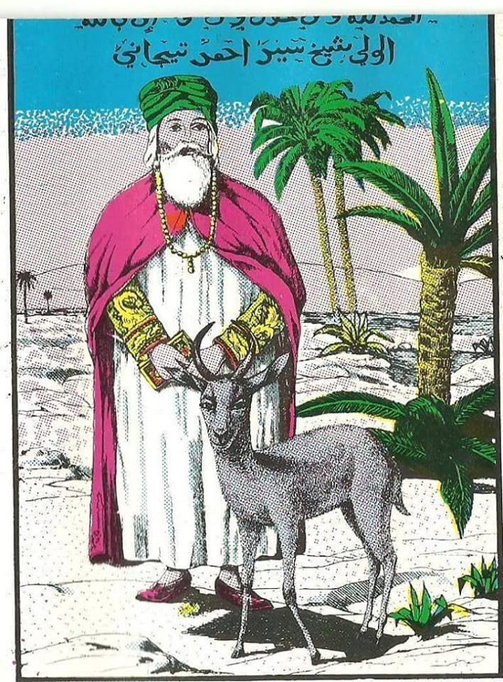 الشيخ أحمد التجاني