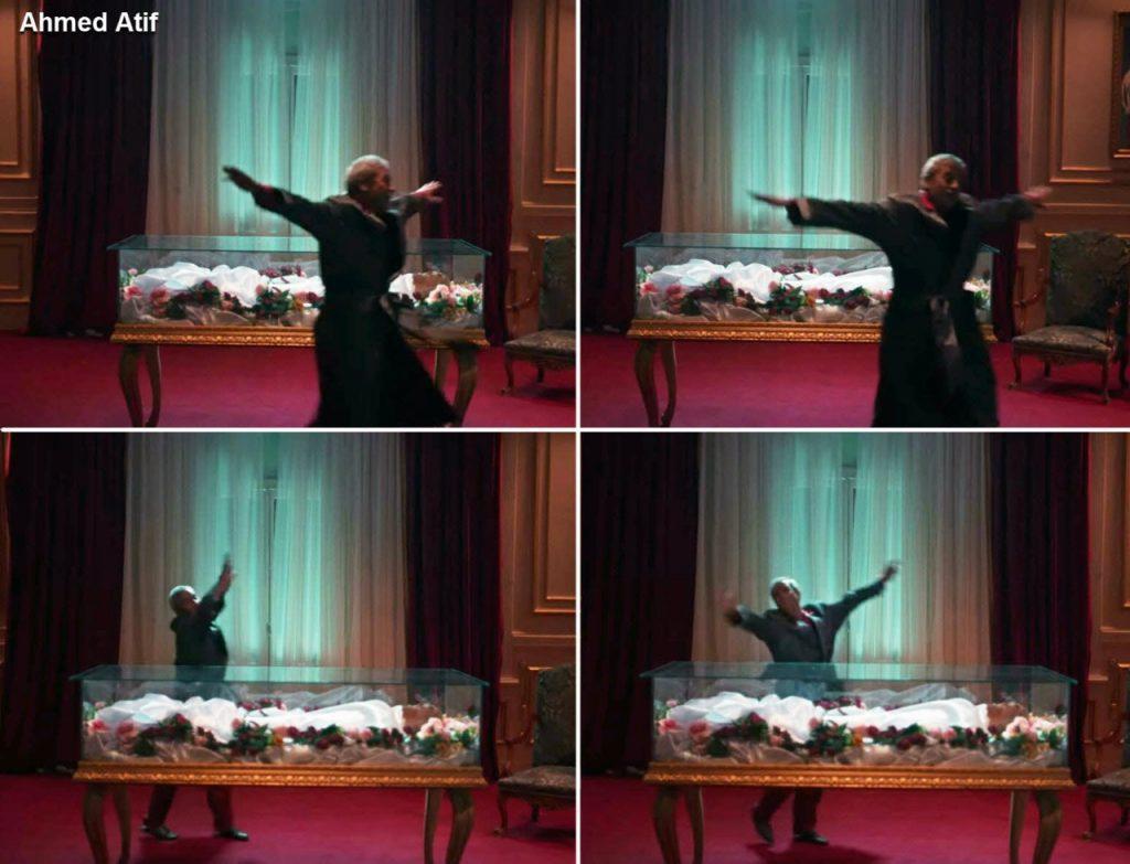 رقص شهاب باشا