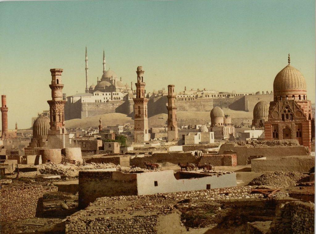 قلعة الجبل مقر حكم ولاة مصر