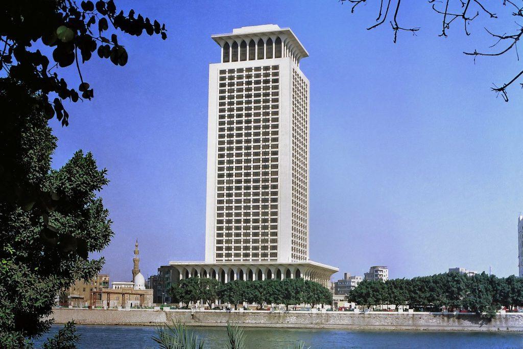مبنى الخارجية المصرية