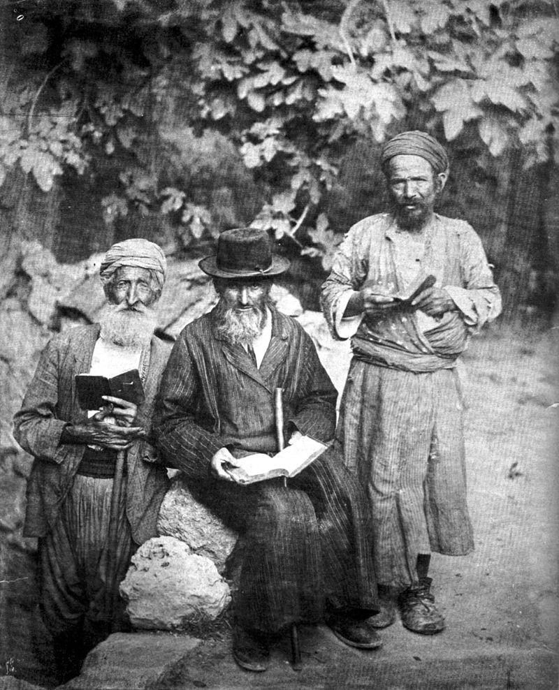 يهود في فلسطين