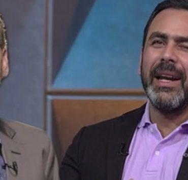 يوسف الحسيني وباهر دويدار