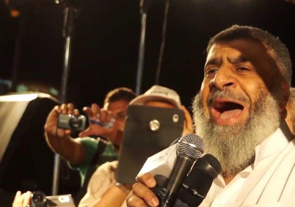 عاصم عبدالماجد - منصة رابعة