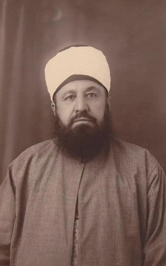 الشيخ رشيد رضا