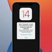 استخدام خاصية الخصوصية الجديدة App Tracking Transparency في iOS 14.5