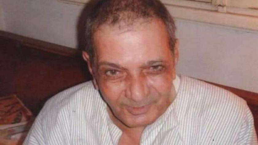 الشاعر نجيب شهاب الدين