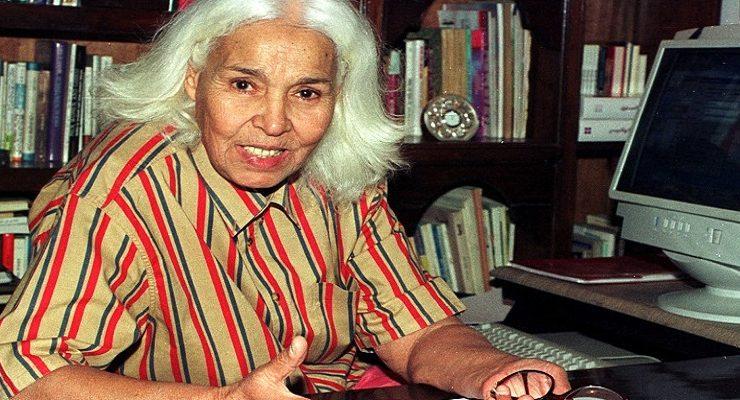 الكاتبة نوال السعداوى
