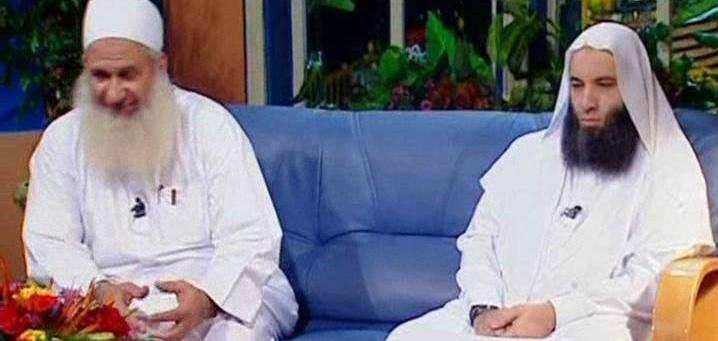 محمد حسان ومحمد حسين يعقوب