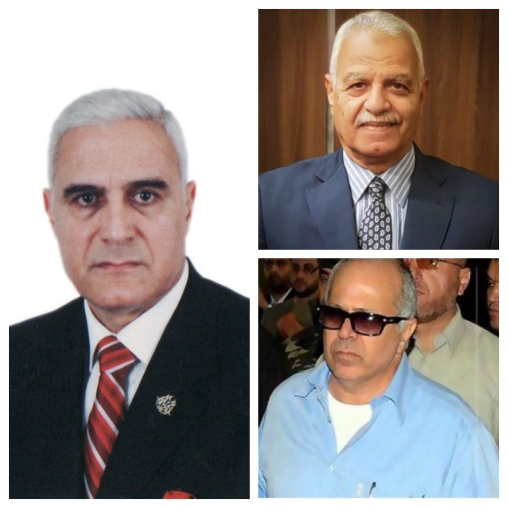 مسئولي المخابرات المصرية في صفقة جلعاد بعد 25 يناير