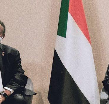 مفاوضات جوبا