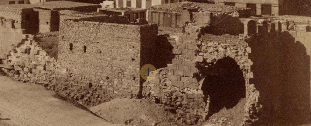 أحد خرابات القاهرة بالقرب من الباطنية