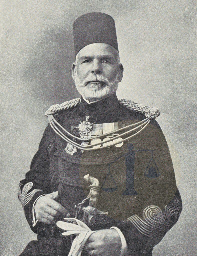 إبراهيم باشا رفعت