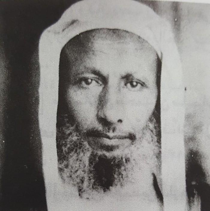 الشيخ عبدالرحمن بن يحيى المعلمي اليماني
