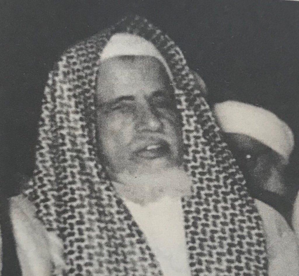 الشيخ محمد بن إبراهيم آل الشيخ