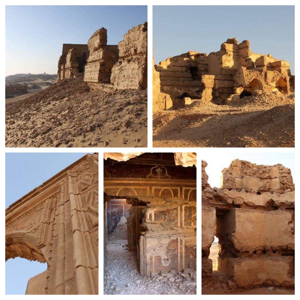 قصر الدار البيضاء الذي بناه عباس لزوجته