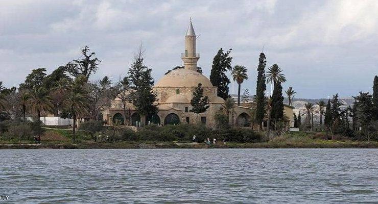 قبر أم حرام