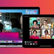 استخدام خاصية SharePlay ... دليل استخدام خاصية المشاركة الجديدة في أحدث أنظمة تشغيل ابل