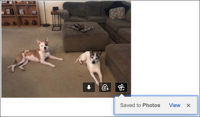 حفظ الصور من Gmail إلى Photos مباشرة عبر خاصية حفظ الصور الجديدة في بريد جوجل