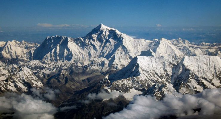 جبل إيفرست