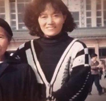 شابة من الصين