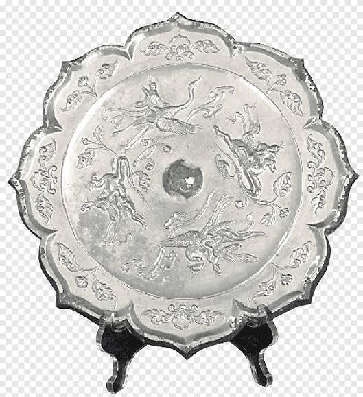 المرآة الصينية