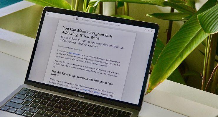 وضع القراءة في متصفحات الإنترنت ... كيفية استخدام متصفحك المفضل كقارئ للمقالات