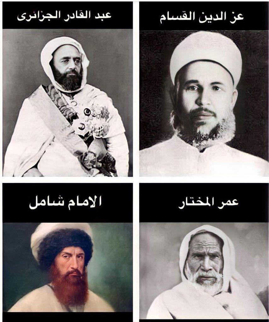 رموز صوفية مجاهدين
