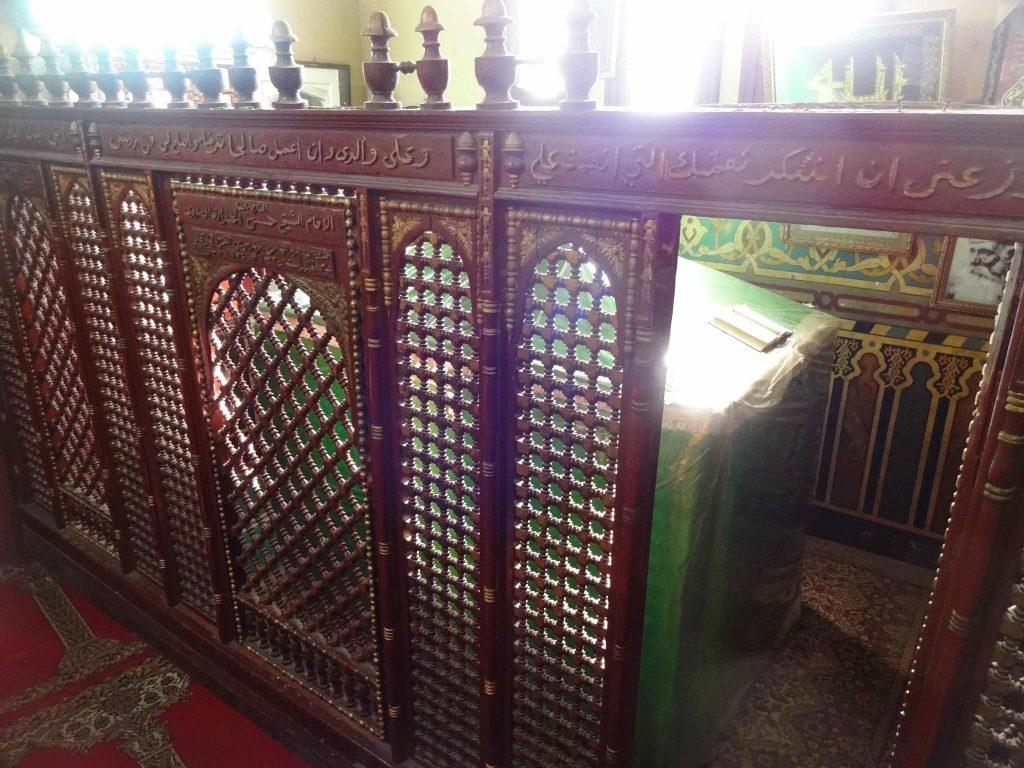 ضريح الشيخ حسن العدوي