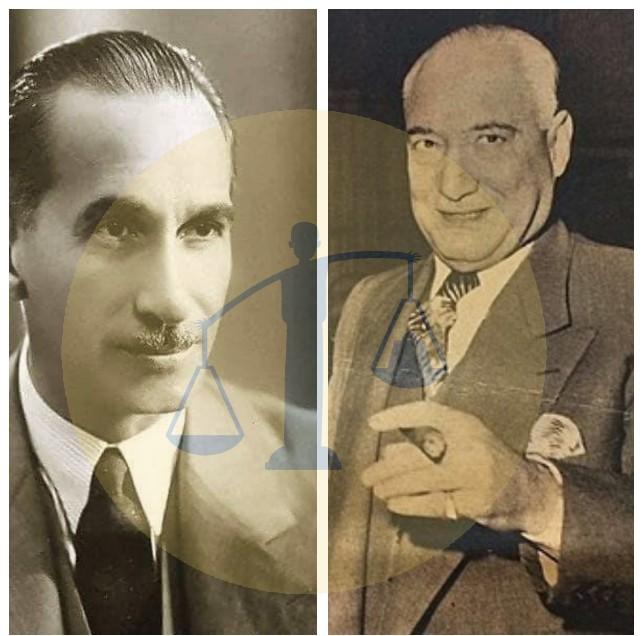 أحمد عبود - حسنين باشا