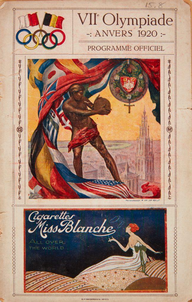 أولمبياد أنتويرب عام 1920م
